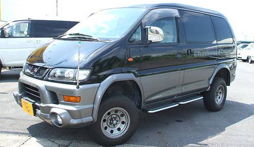 Mitsubishi Delica 4X4c500