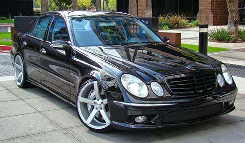 mercedes211c500